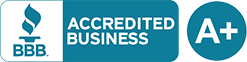 BBB Acredited Business A+